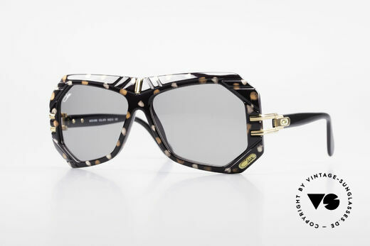 Cazal 868 West Germany Designerbrille Details