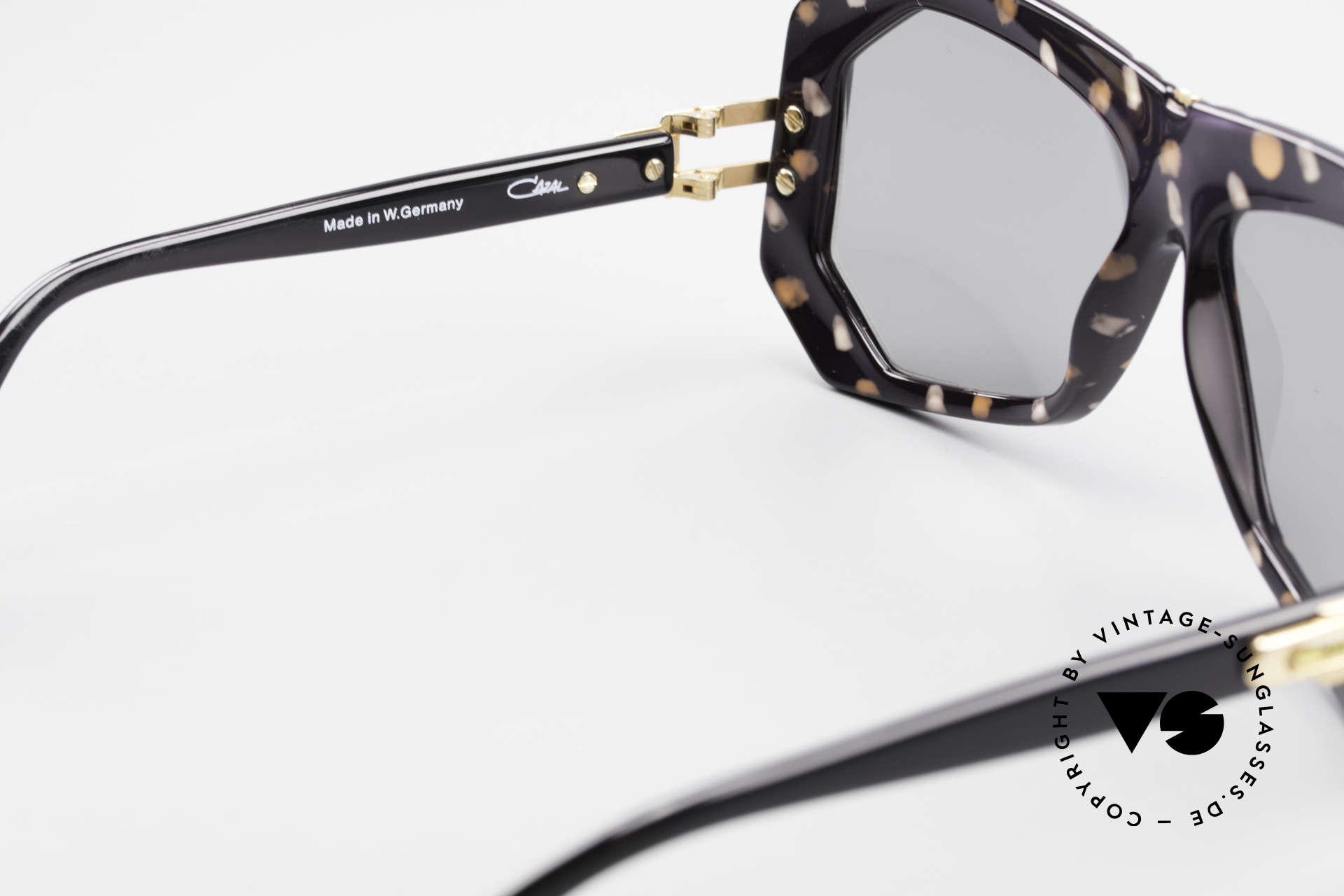 Cazal 868 West Germany Designerbrille, KEINE Retromode; ein uniques 'W.Germany'-Original!!, Passend für Herren und Damen