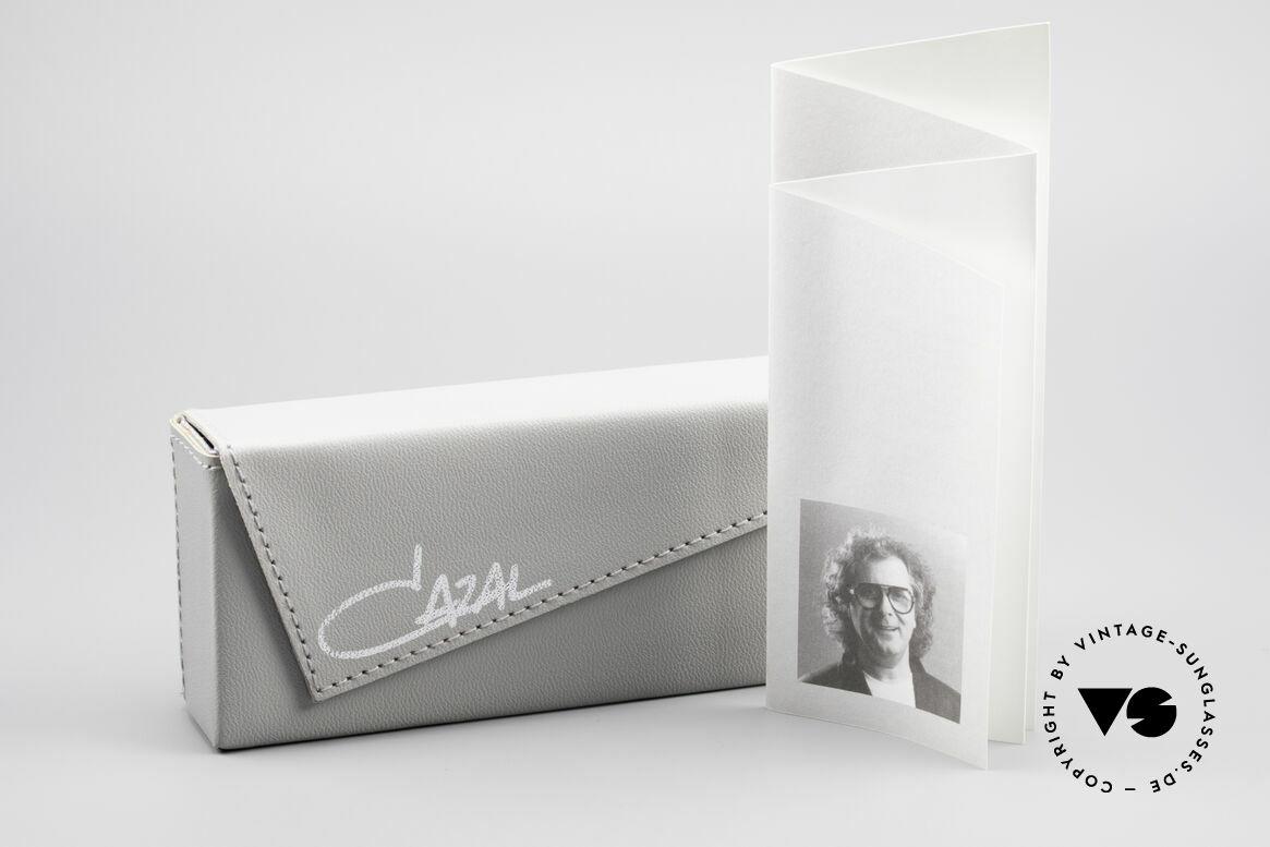 Cazal 868 West Germany Designerbrille, Größe: medium, Passend für Herren und Damen