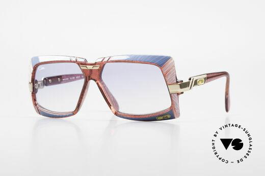 Cazal 869 Alte 80er Vintage Sonnenbrille Details