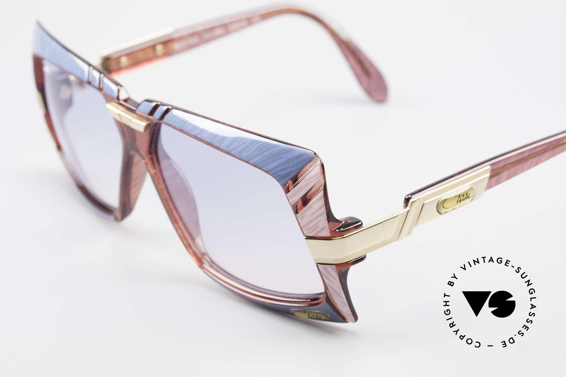 Cazal 869 Alte 80er Vintage Sonnenbrille, herausragende Designerbrille von CAri ZALloni, Cazal, Passend für Herren und Damen