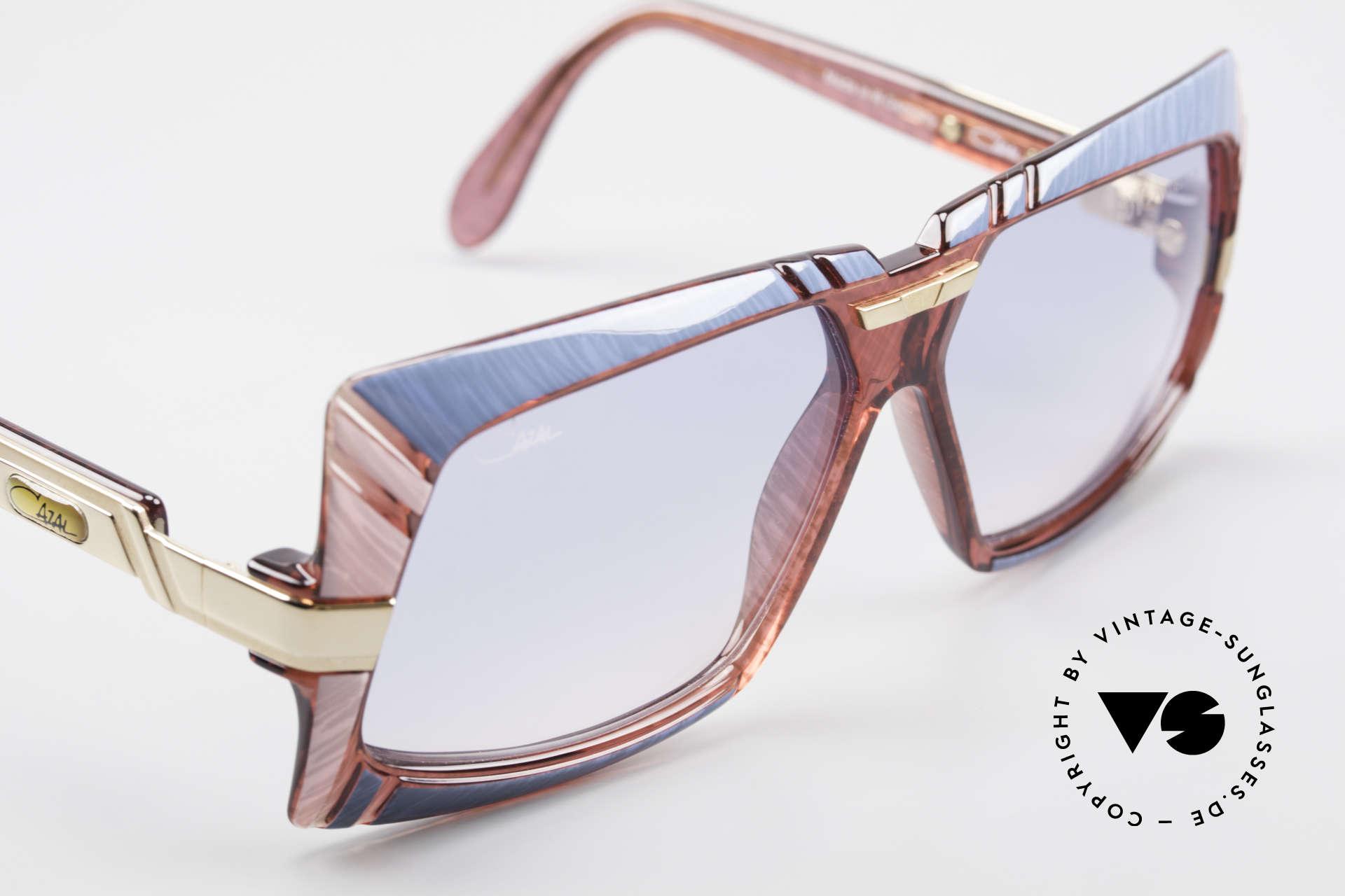 Cazal 869 Alte 80er Vintage Sonnenbrille, ein echtes Sammlerstück in unberührtem Top-Zustand, Passend für Herren und Damen
