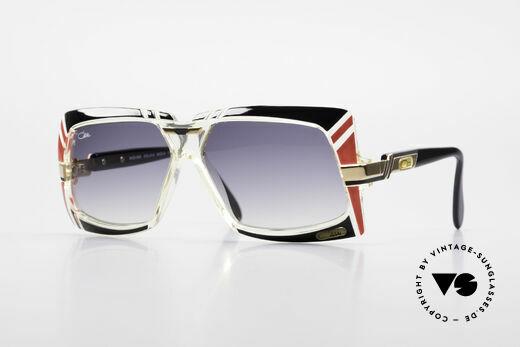 Cazal 869 80er True Vintage Sonnenbrille Details