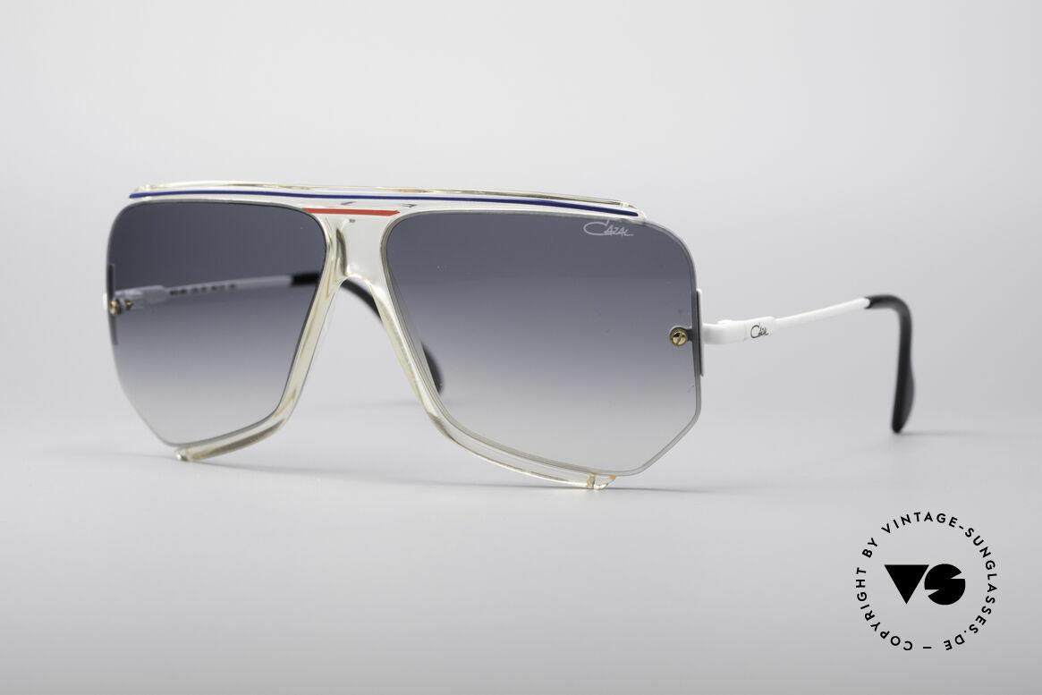 Cazal 850 Old School 80er Sonnenbrille