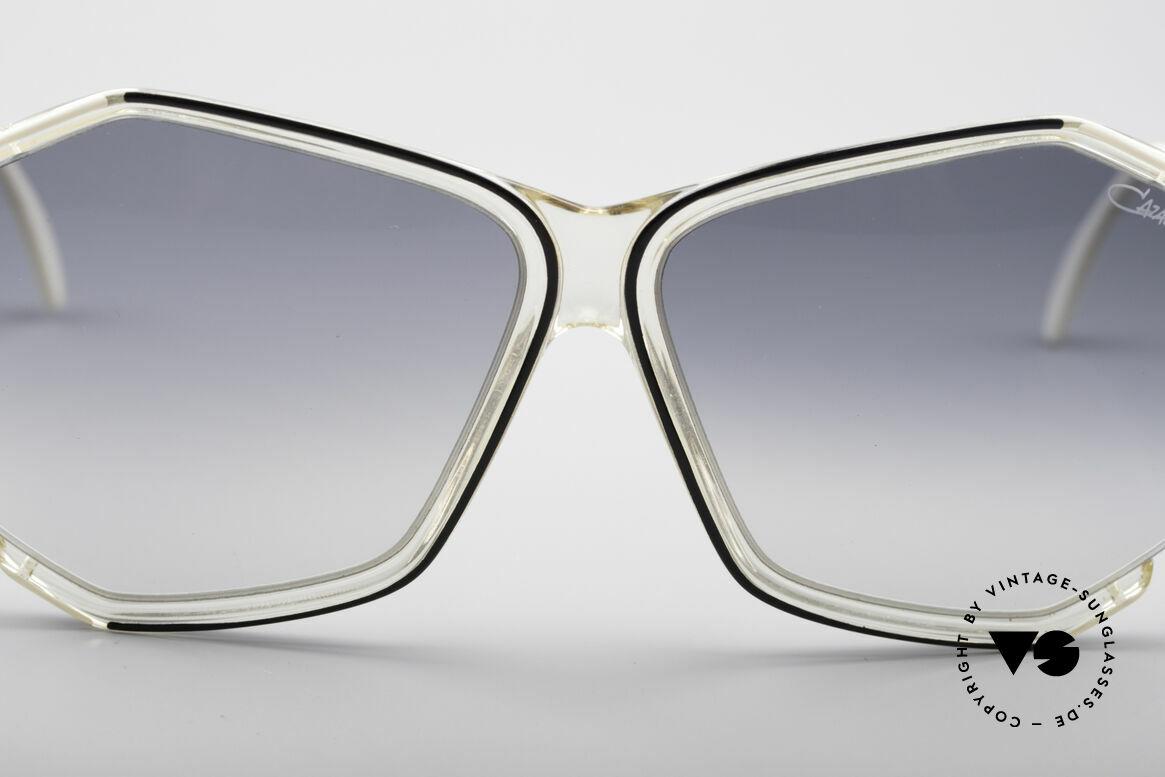 Cazal 852 Riesige 80er Vintage Brille, KEINE Retromode; sondern W.GERMANY ORIGINAL, Passend für Damen