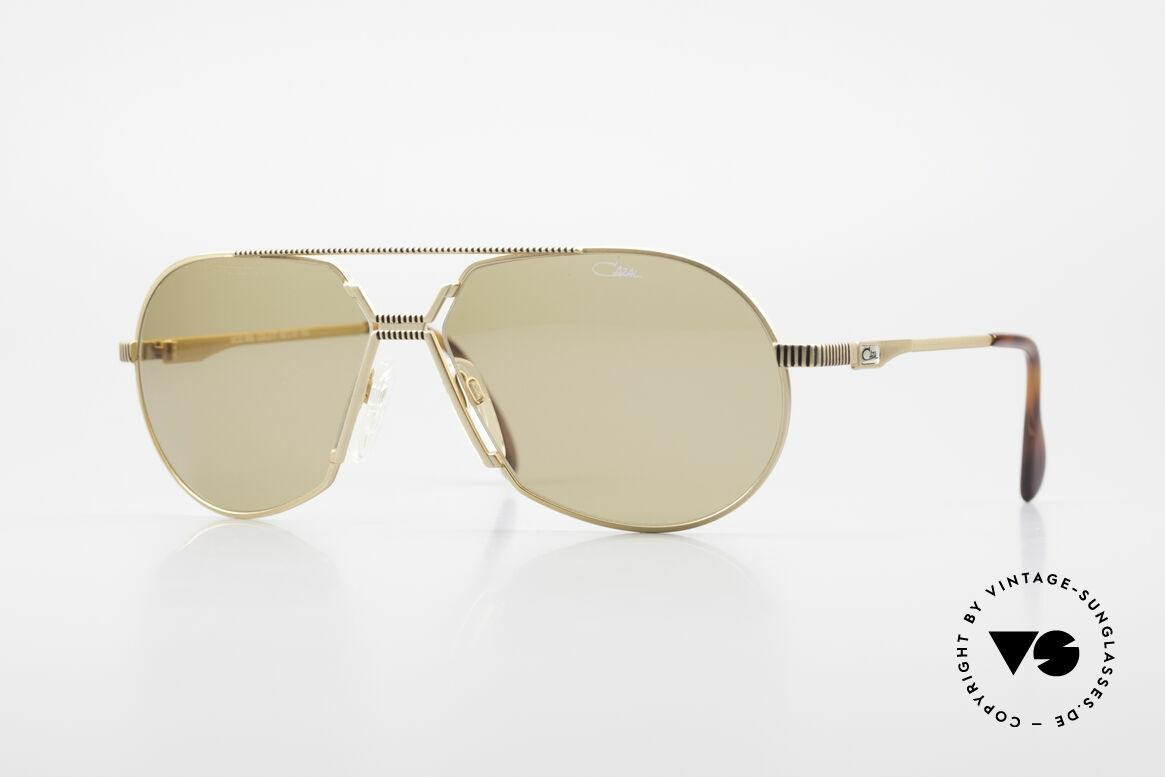 Cazal 968 Al Pacino Filmsonnenbrille, alte Cazal 968 Brille = berühmte Filmsonnenbrille, Passend für Herren