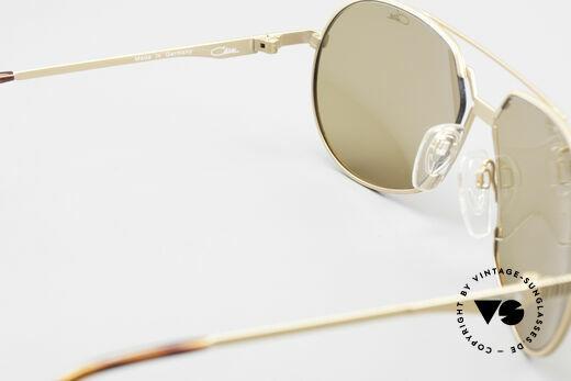 Cazal 968 Al Pacino Filmsonnenbrille, KEINE Retrobrille, sondern das alte Cazal-Original, Passend für Herren