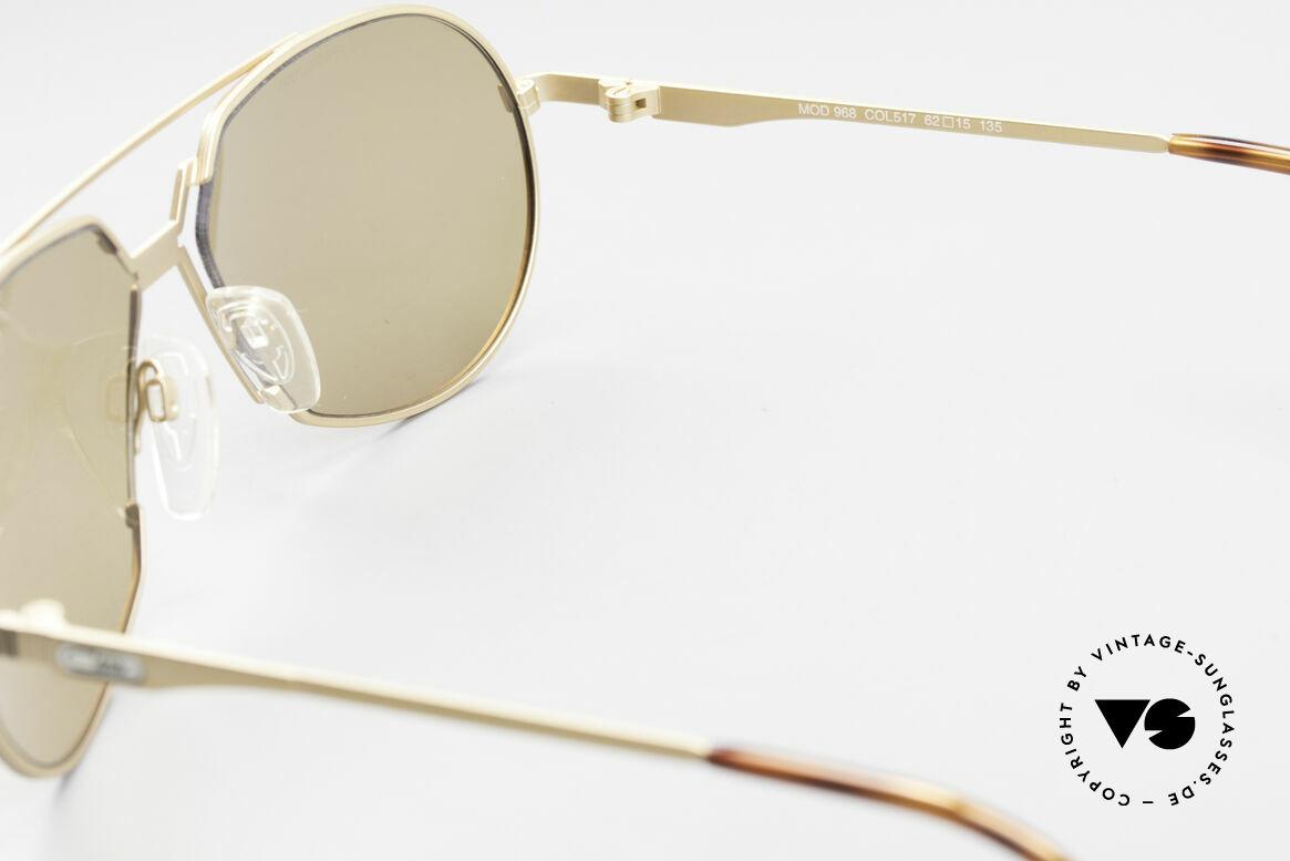 Cazal 968 Al Pacino Filmsonnenbrille, orig. 145mm XXL Größe (62°15), NICHT die Repro!, Passend für Herren