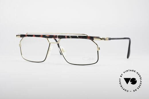 Cazal 752 Markante Vintage Brille Details
