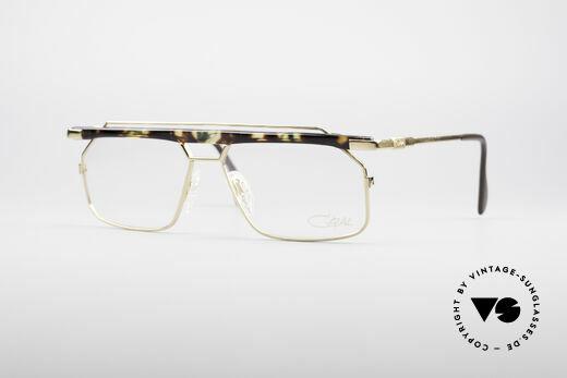 Cazal 752 Seltene 90er Vintage Brille Details