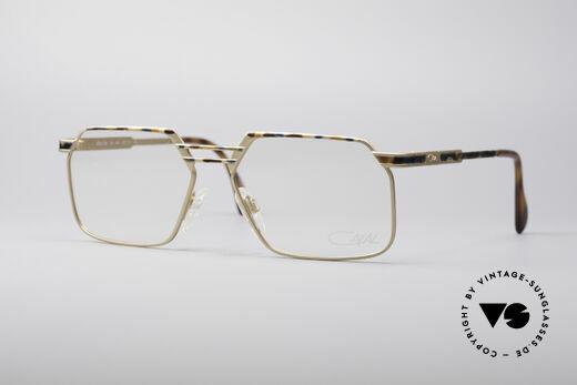 Cazal 760 Echt Vintage 90er Herrenbrille Details