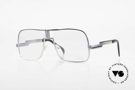 Cazal 701 Ultra Seltene Cazal 70er Brille Details