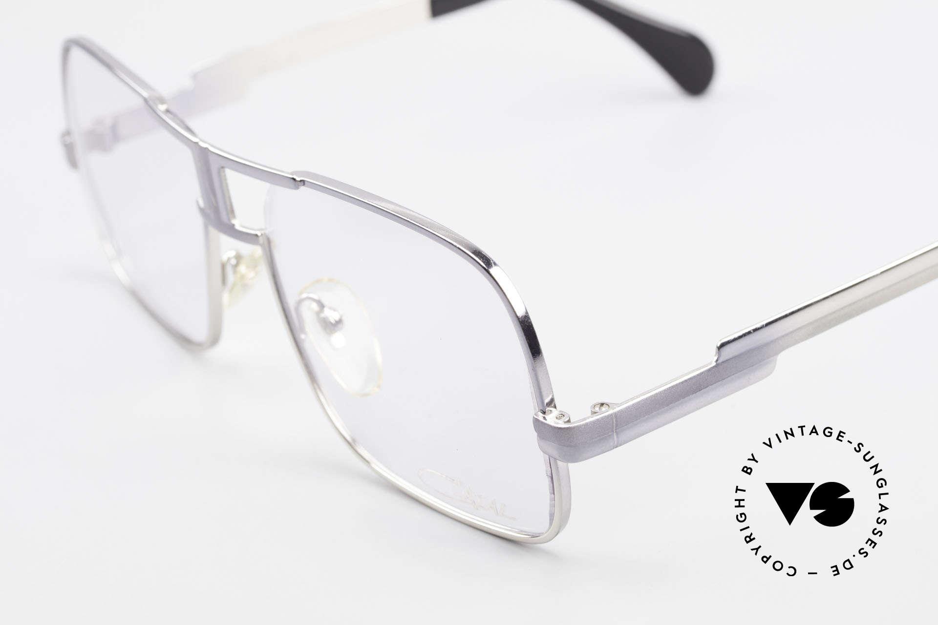 Cazal 701 Ultra Seltene Cazal 70er Brille, Top-Qualität: gemacht, um ein Leben lang zu halten, Passend für Herren