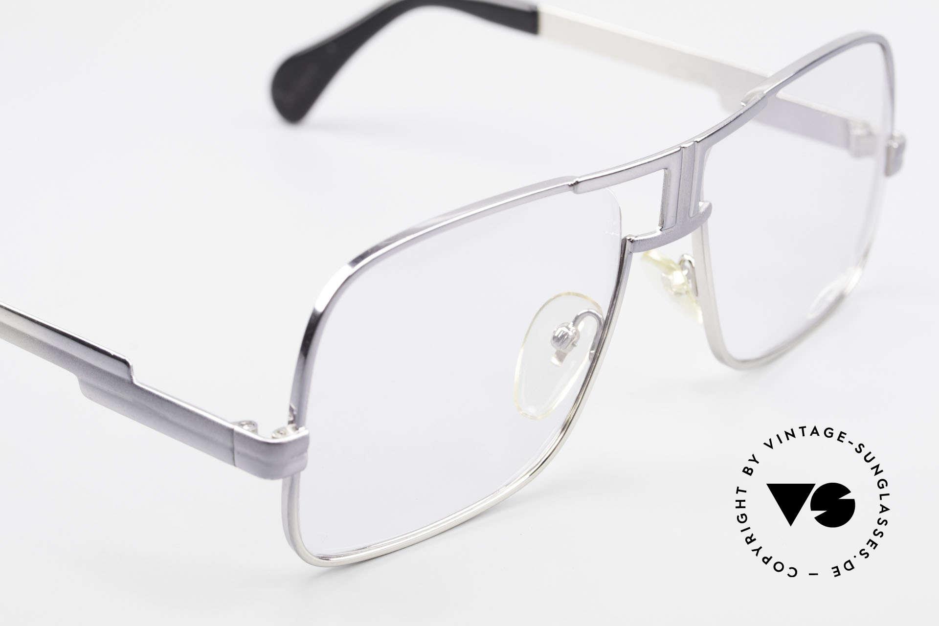 Cazal 701 Ultra Seltene Cazal 70er Brille, ungetragener Altbestand; Einzelstück; echte Rarität, Passend für Herren