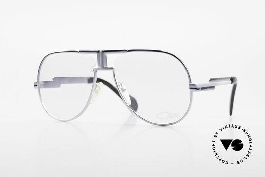 Cazal 702 Ultra Seltene 70er Cazal Brille Details