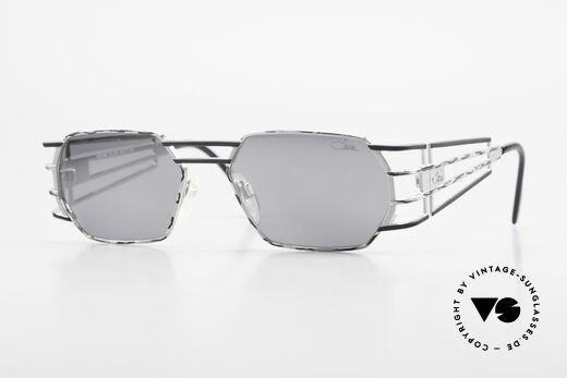 Cazal 980 90er Vintage Brille Verspiegelt Details
