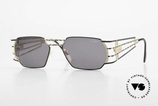 Cazal 980 Markante 90er Vintage Brille Details