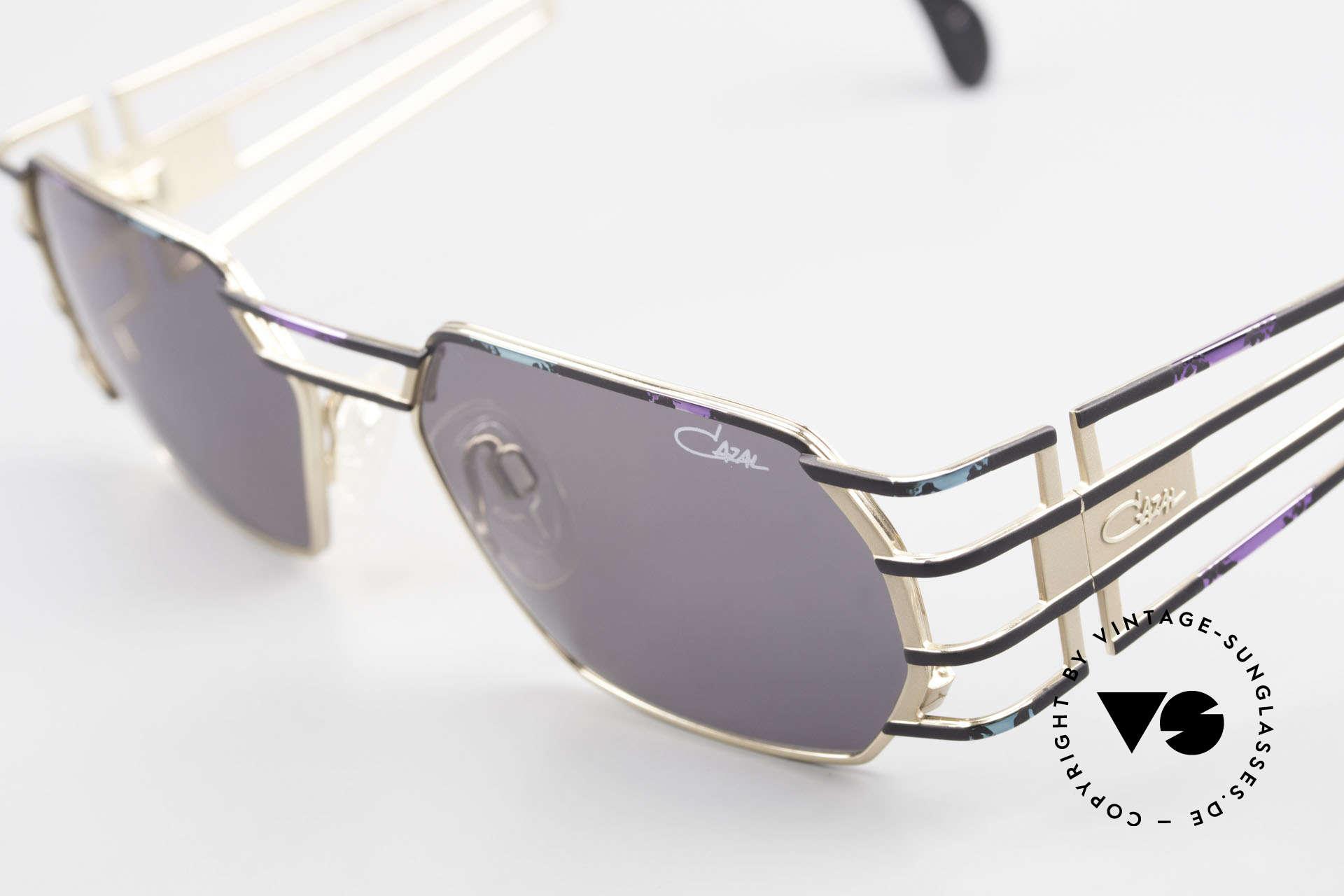 Cazal 980 Markante Vintage Sonnenbrille, ungetragen; wie alle unsere vintage 1990er CAZALS, Passend für Herren und Damen