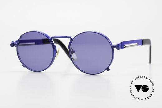 Jean Paul Gaultier 56-8171 Sonderanfertigung in Blau Details