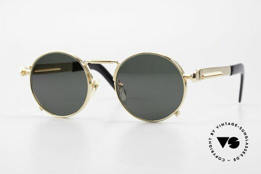 Jean Paul Gaultier 56-8171 Sonderanfertigung Chrome Gold Details
