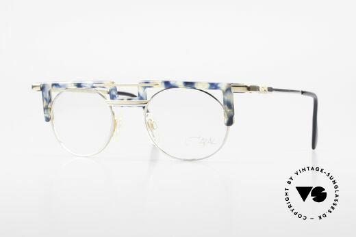 Cazal 745 Markante 90er Designerbrille Details