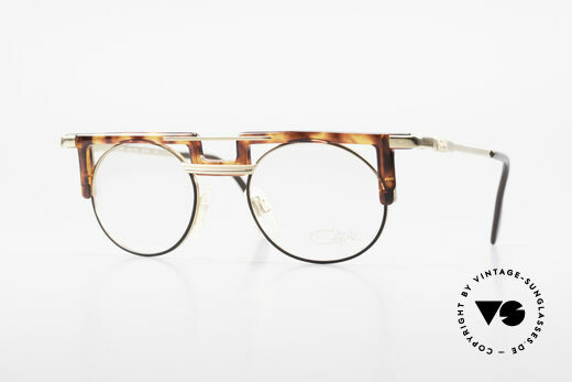 Cazal 745 Alte Cazal 90er Markenbrille Details