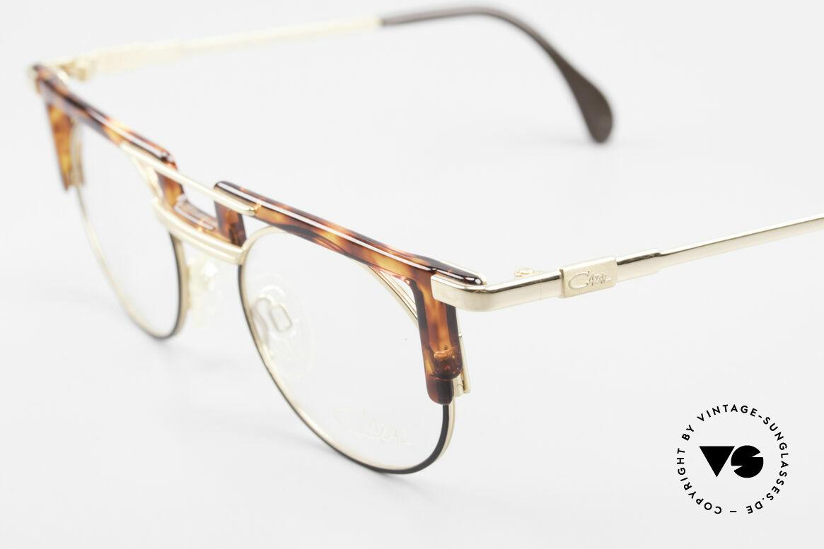 Cazal 745 Alte Cazal 90er Markenbrille, ungetragen (wie alle unsere alten vintage CAZALS), Passend für Herren und Damen