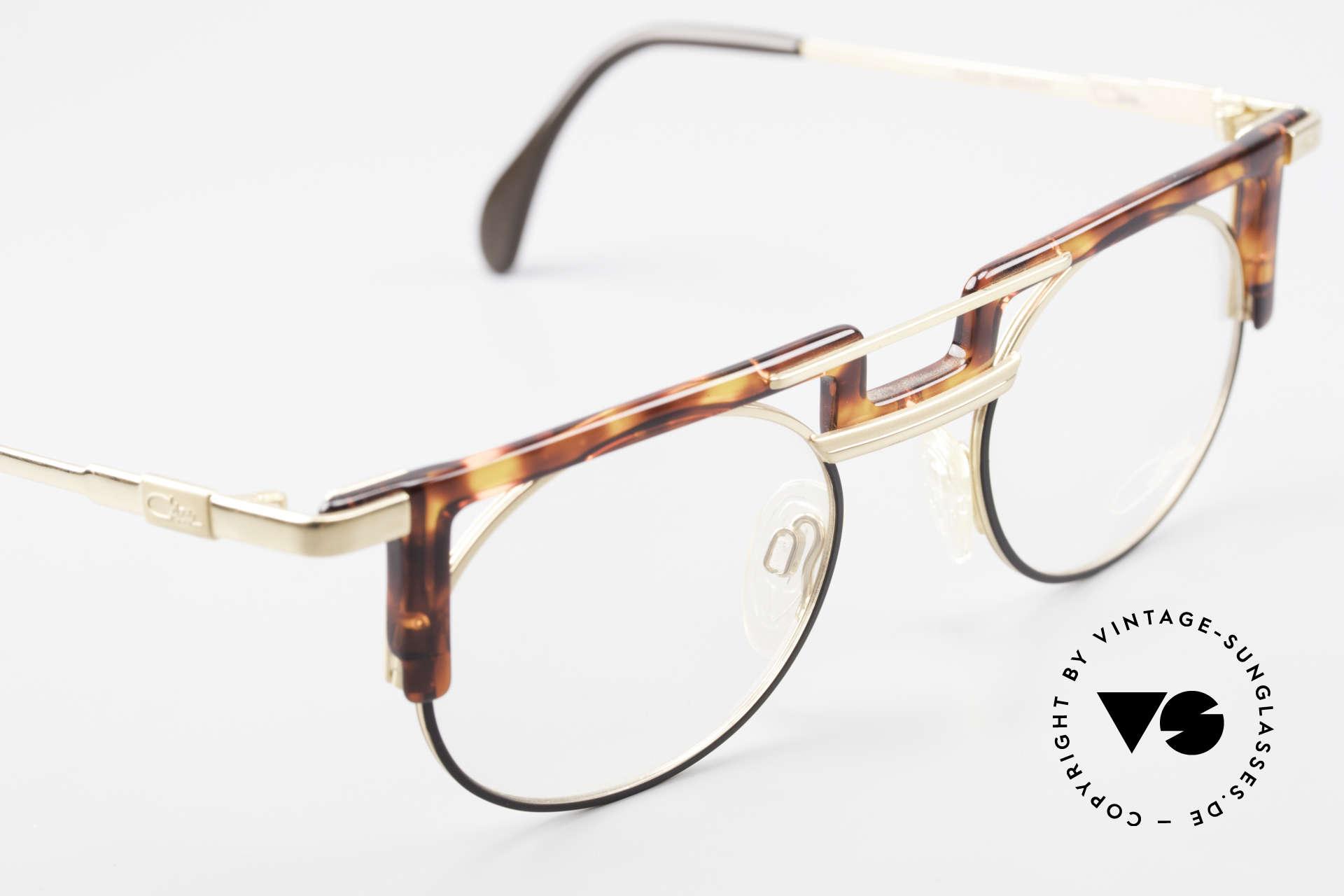 Cazal 745 Alte Cazal 90er Markenbrille, KEINE Retrobrille; ein über 25 Jahre altes ORIGINAL, Passend für Herren und Damen
