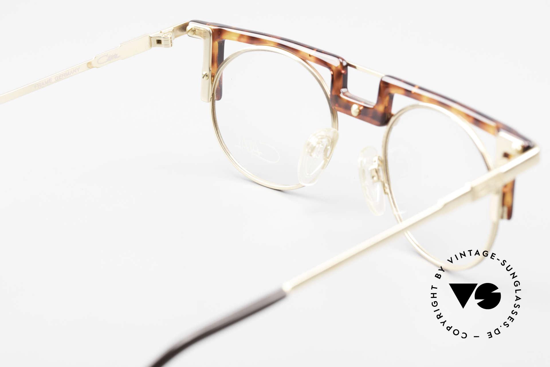 Cazal 745 Alte Cazal 90er Markenbrille, die Fassung kann natürlich beliebig verglast werden, Passend für Herren und Damen