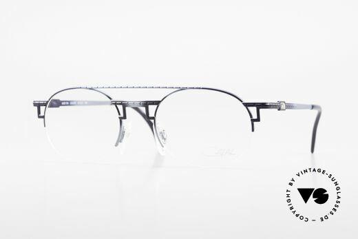 Cazal 764 Echt 90er Vintage Cazal Brille Details