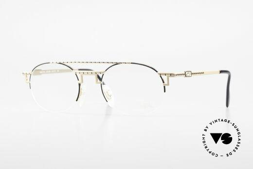 Cazal 764 Echte 90er Cazal Vintage Brille Details