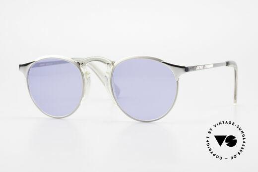 Jean Paul Gaultier 57-0174 Rare 90er Panto Sonnenbrille Details