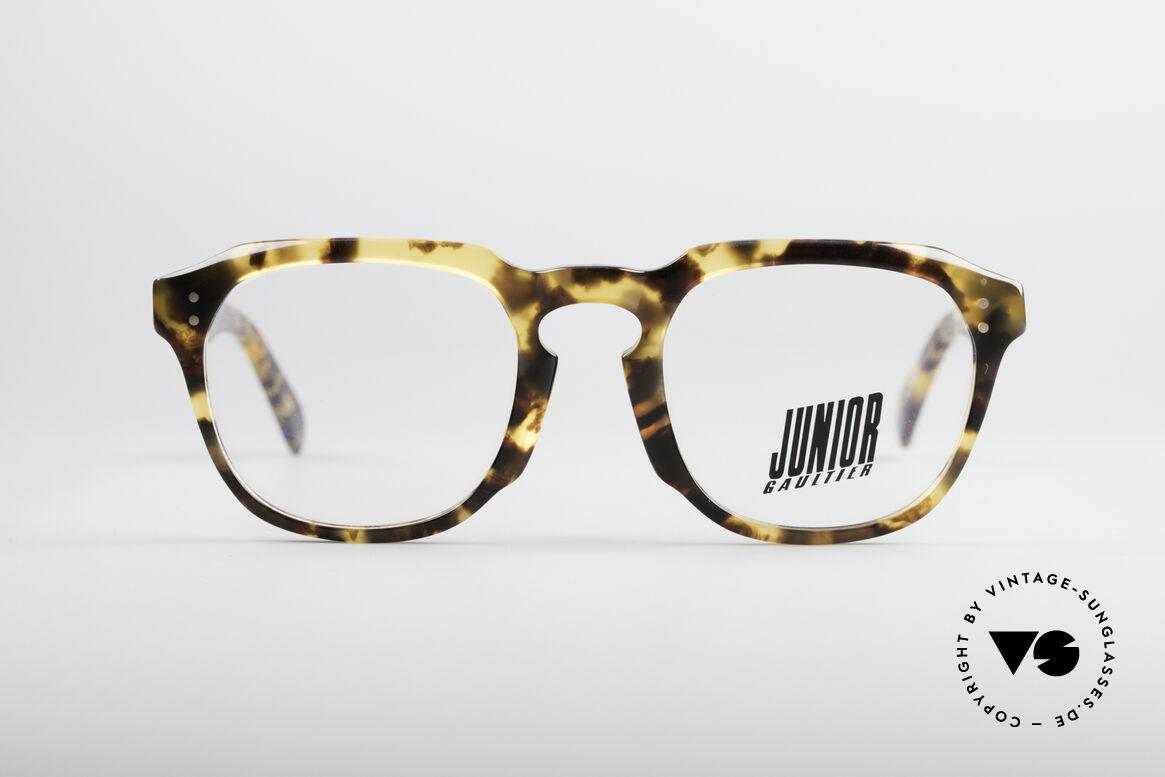 Jean Paul Gaultier 57-0074 90er Designer Brille, zeitlose Jean P. Gaultier Designer-Brillenfassung, Passend für Herren