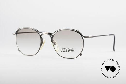 Jean Paul Gaultier 55-2171 Echte 90er Vintage Brille Details