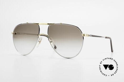 Christian Dior 2248 Large 80er Aviator Sonnenbrille Details