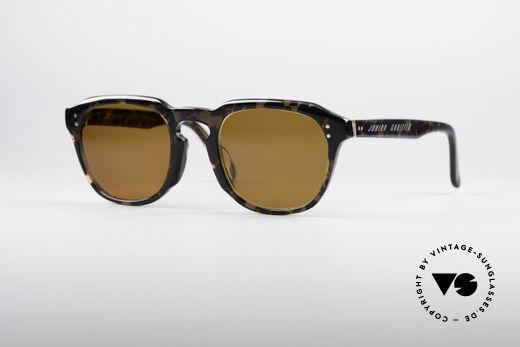 Jean Paul Gaultier 57-0074 Designer Sonnenbrille Details