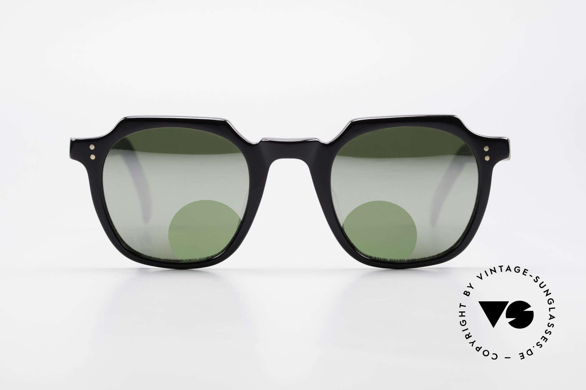 Jean Paul Gaultier 58-0071 Verspiegelt Mit Lesefenstern, sehr stabiler / hochwertiger Rahmen in Top-Qualität, Passend für Herren und Damen