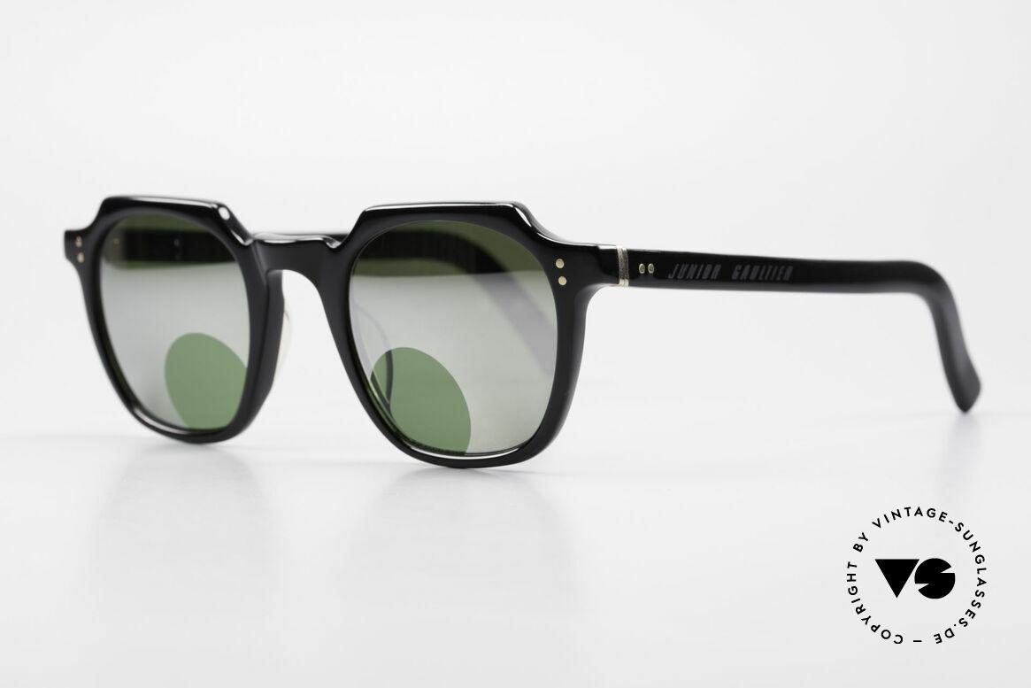 Jean Paul Gaultier 58-0071 Verspiegelt Mit Lesefenstern, tolles vintage Modell aus der 'Junior Gaultier' Serie, Passend für Herren und Damen