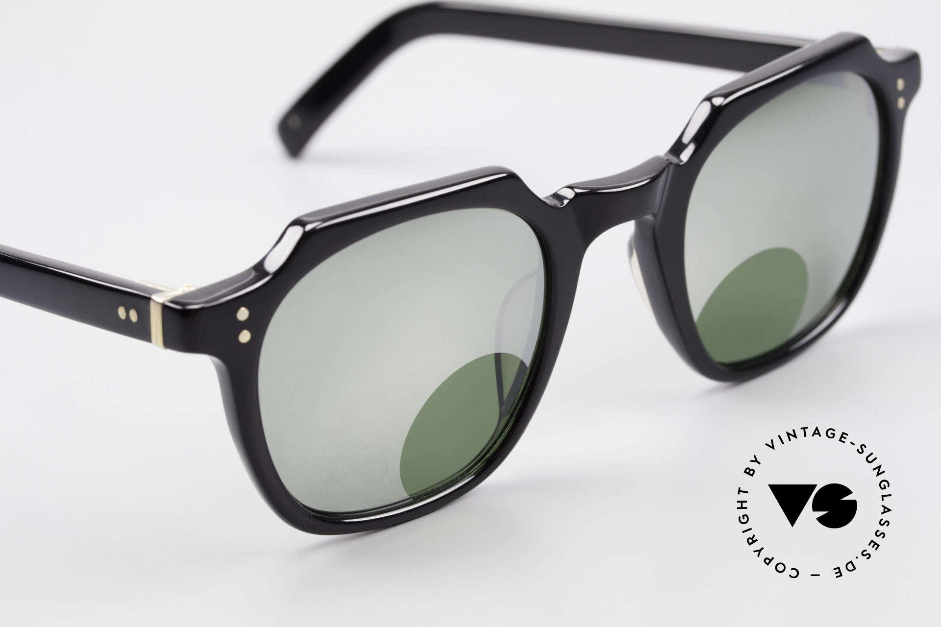 Jean Paul Gaultier 58-0071 Verspiegelt Mit Lesefenstern, unbenutzt (wie alle unsere alten JPG vintage Brillen), Passend für Herren und Damen