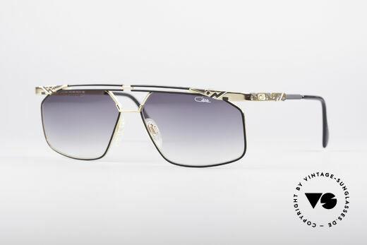 Cazal 966 Markante 90er Designer Brille Details