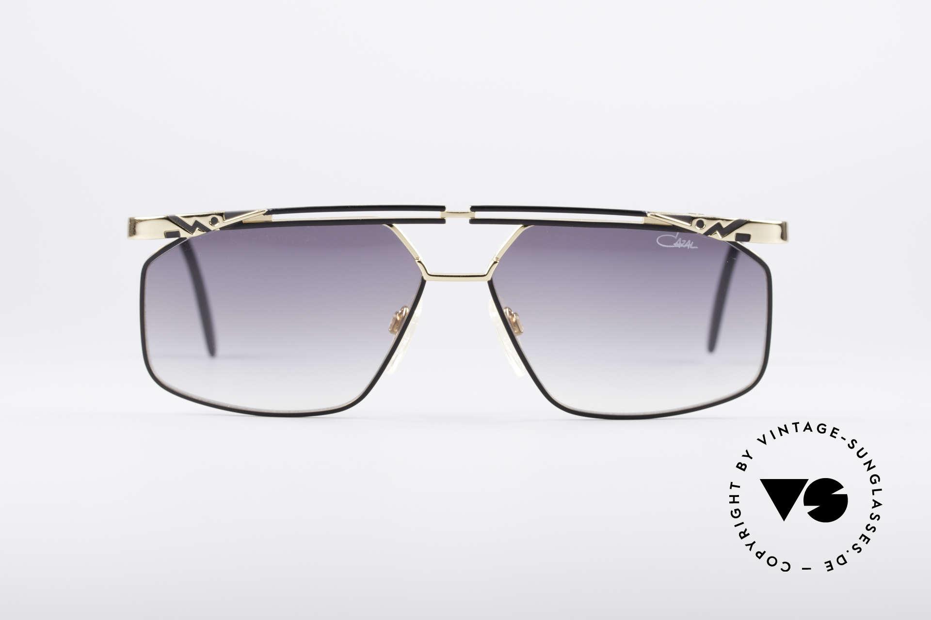 bccca3de3e3a Sonnenbrillen Cazal 966 Markante 90er Designer Brille