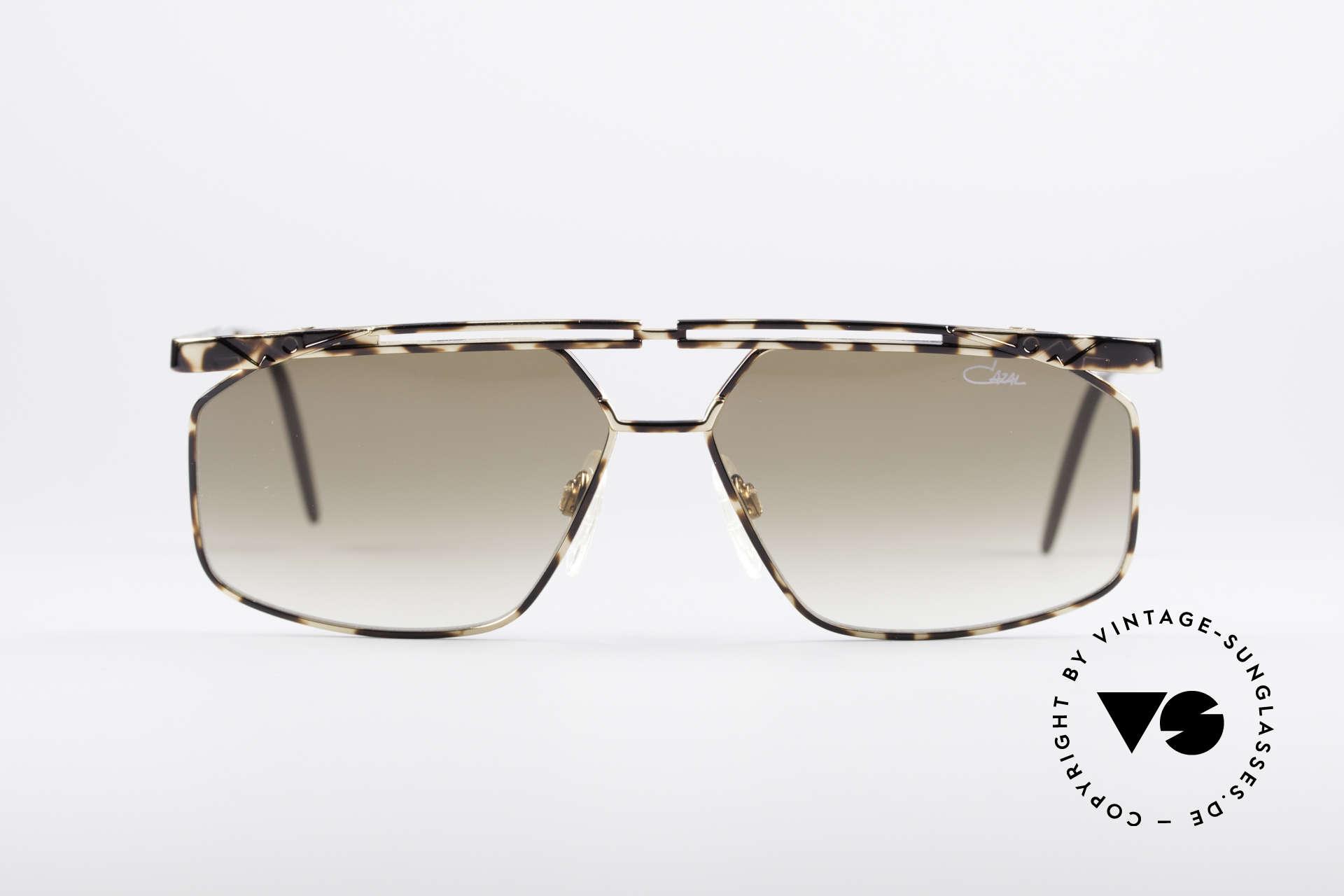 Cazal 966 Markante 90er Designer Brille, Designer-Sonnenbrille von CAri ZALloni (CAZAL), Passend für Herren