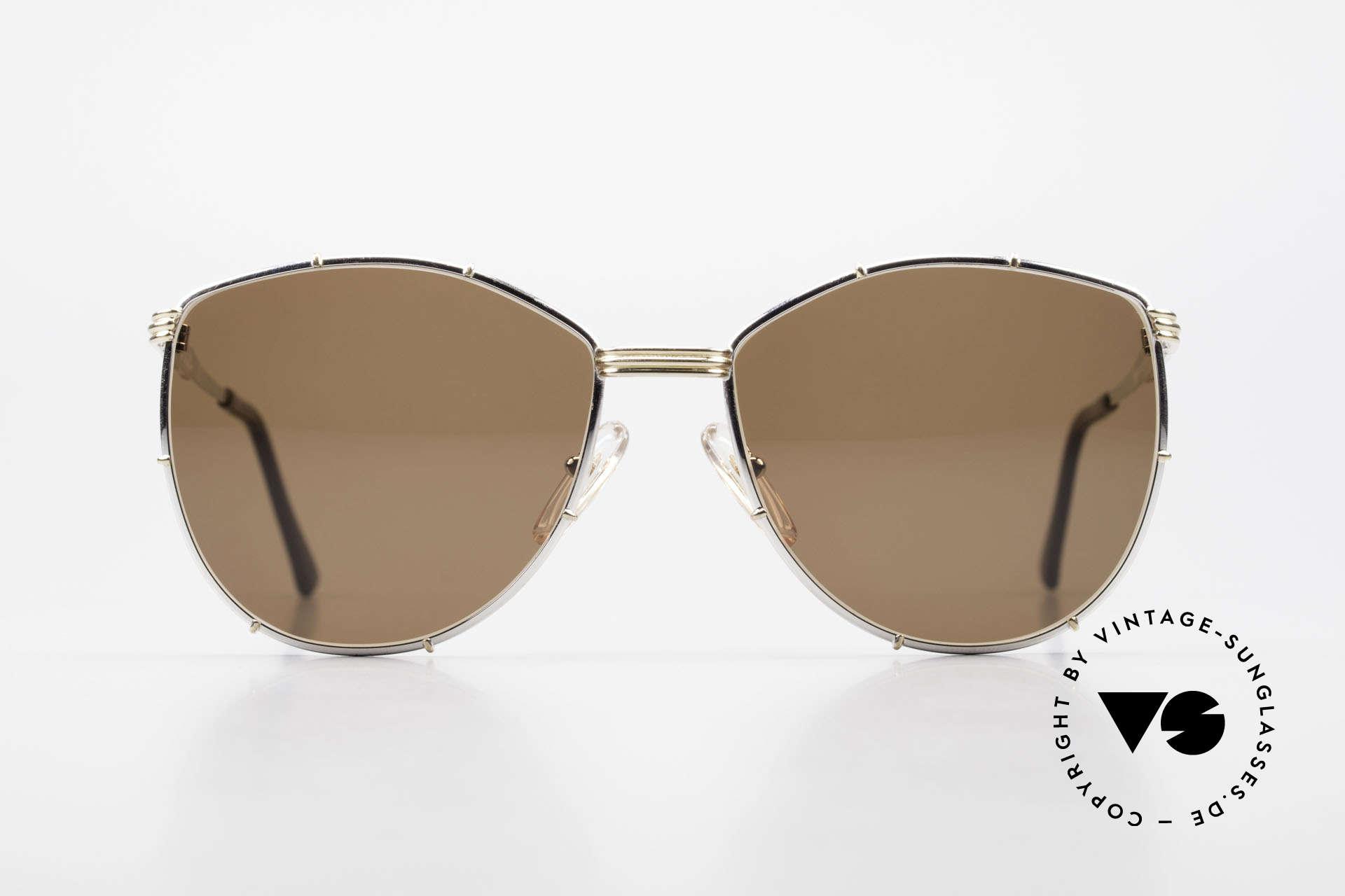 Christian Dior 2472 80er Vintage Designerbrille, unvergängliches Design, passend zu jedem Anlass, Passend für Damen