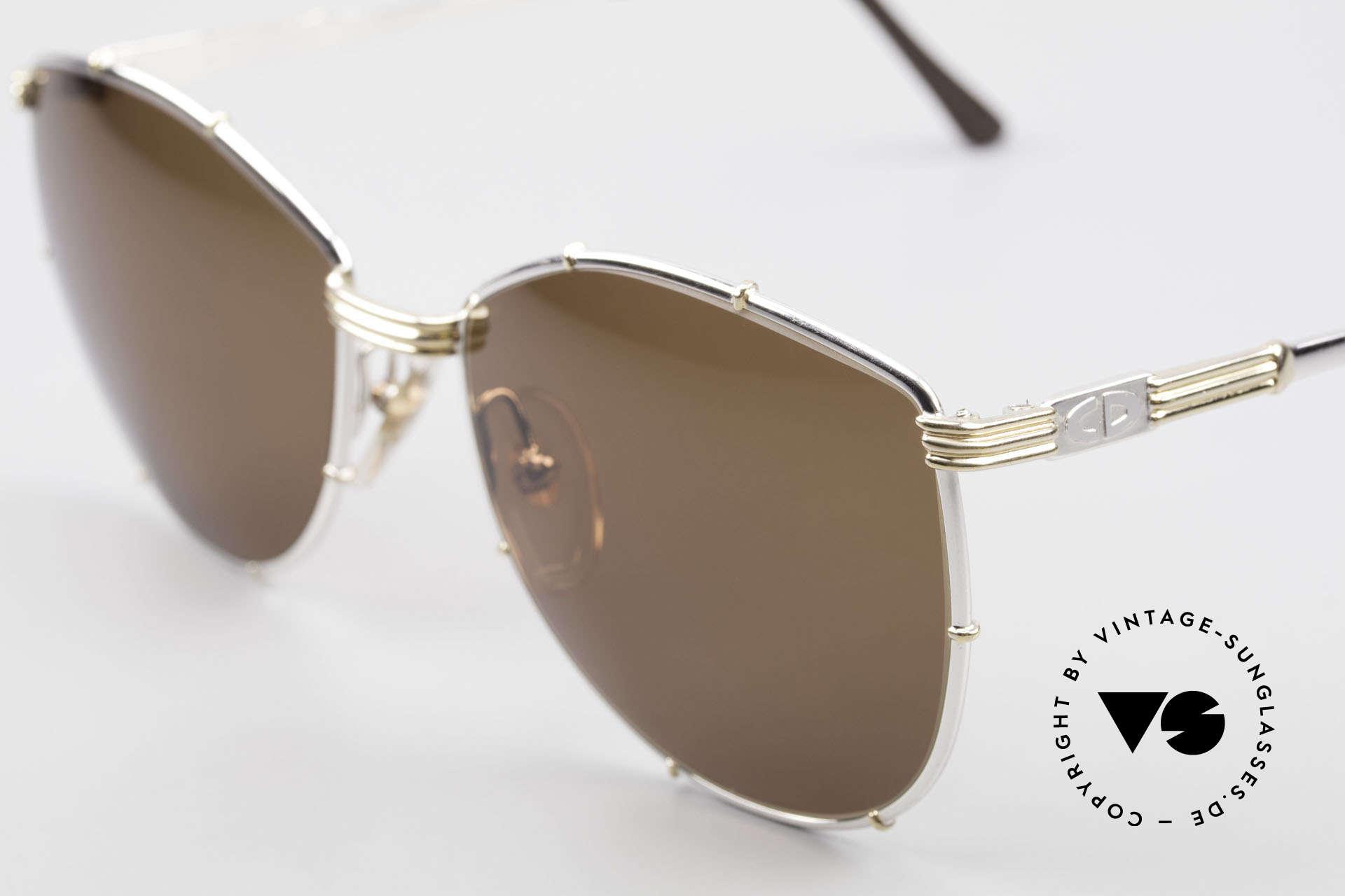 Christian Dior 2472 80er Vintage Designerbrille, ungetragen (wie alle unsere 1980er Sonnenbrillen), Passend für Damen