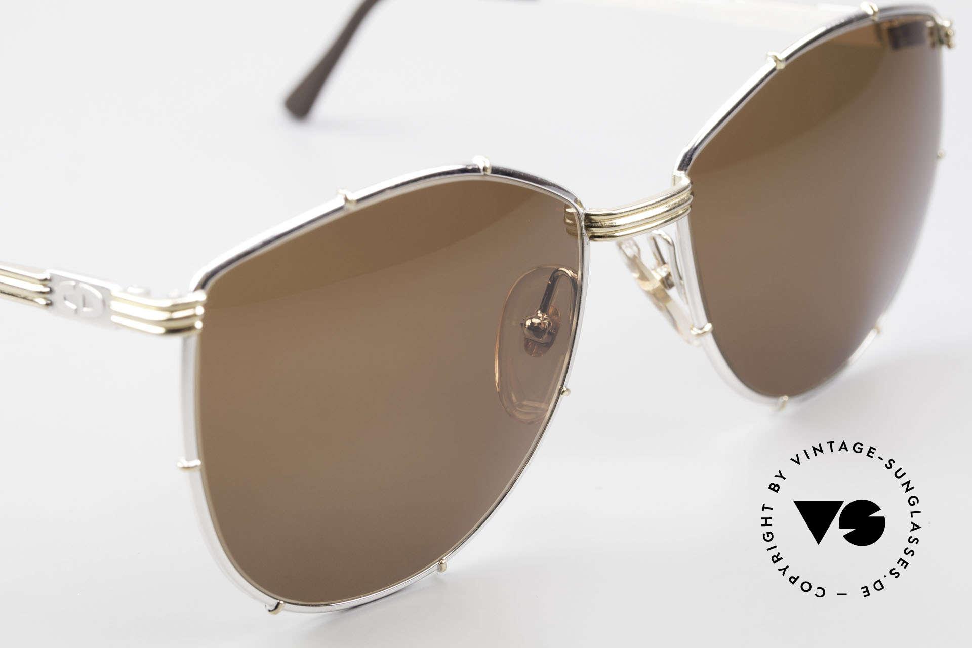 Christian Dior 2472 80er Vintage Designerbrille, KEIN RETRO!! Sondern ein echter vintage Schatz!, Passend für Damen