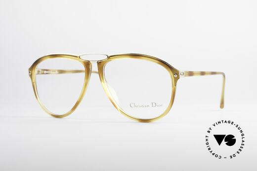 Christian Dior 2523 80er No Retrobrille Herren Details