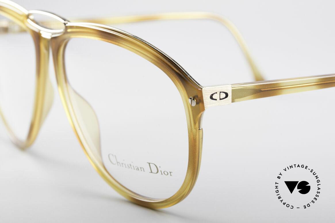 Christian Dior 2523 80er No Retrobrille Herren, absolute TOP-Qualität (made in Germany der 80er J.), Passend für Herren