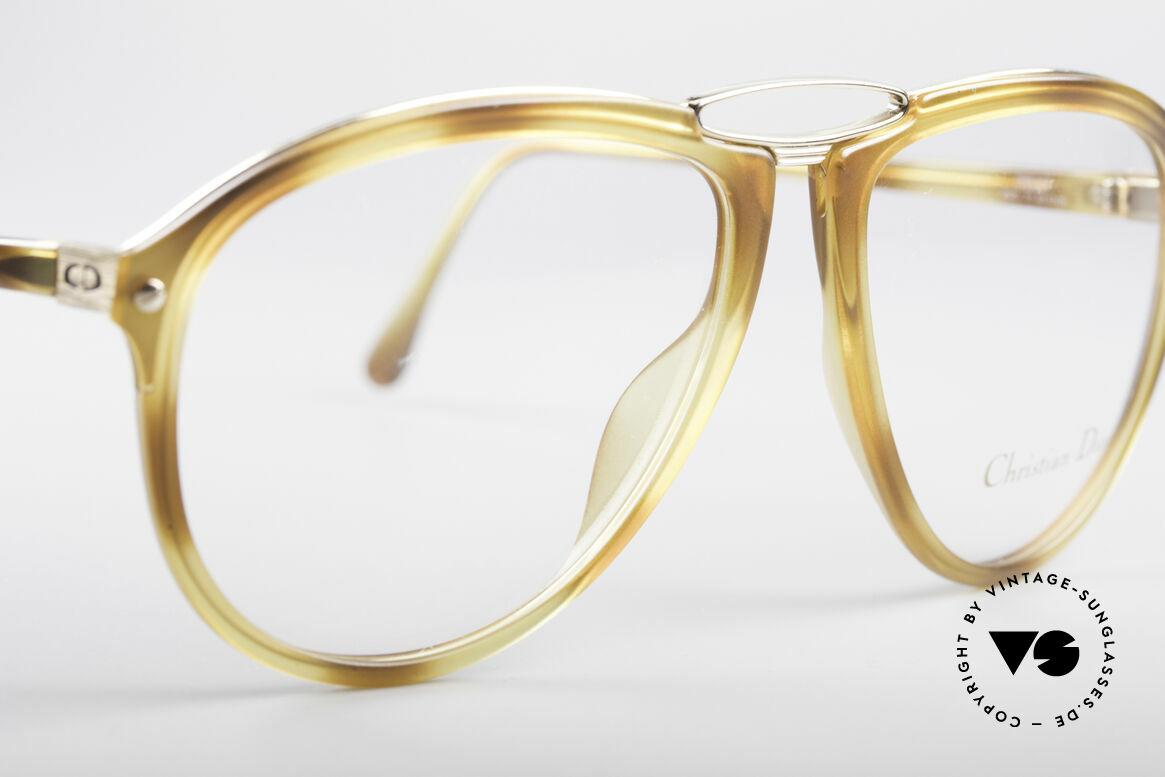 Christian Dior 2523 80er No Retrobrille Herren, ungetragen (wie alle unsere alten C. DIOR Originale), Passend für Herren