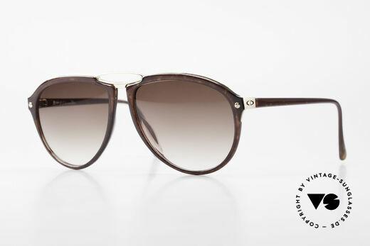 Christian Dior 2523 1980er No Retro Sonnenbrille Details