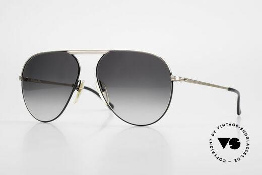Christian Dior 2536 XXL 80er Vintage Sonnenbrille Details